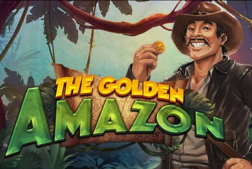 the golden amazon logo