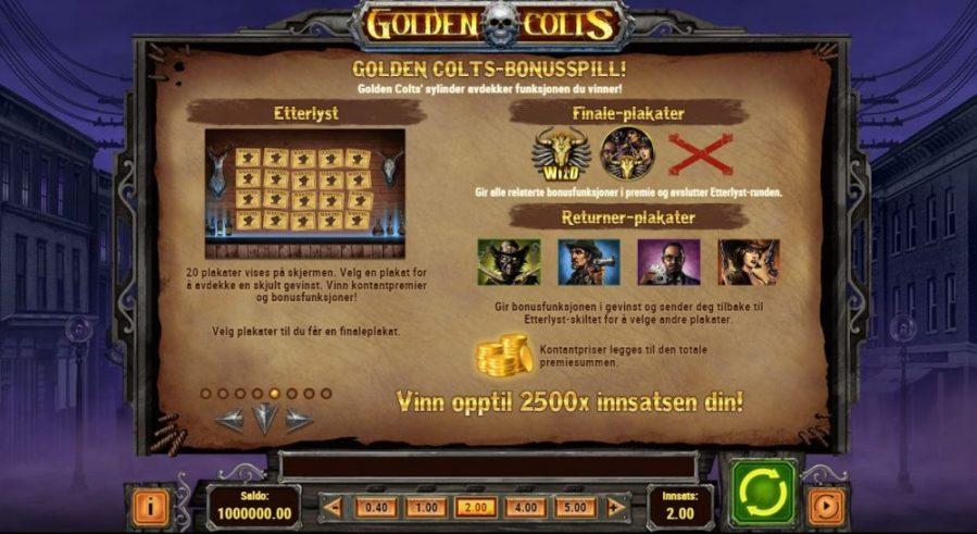 golden colts - div