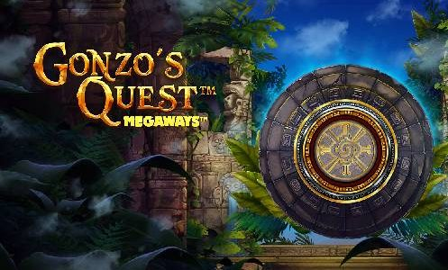 gonzos quest megaways logo