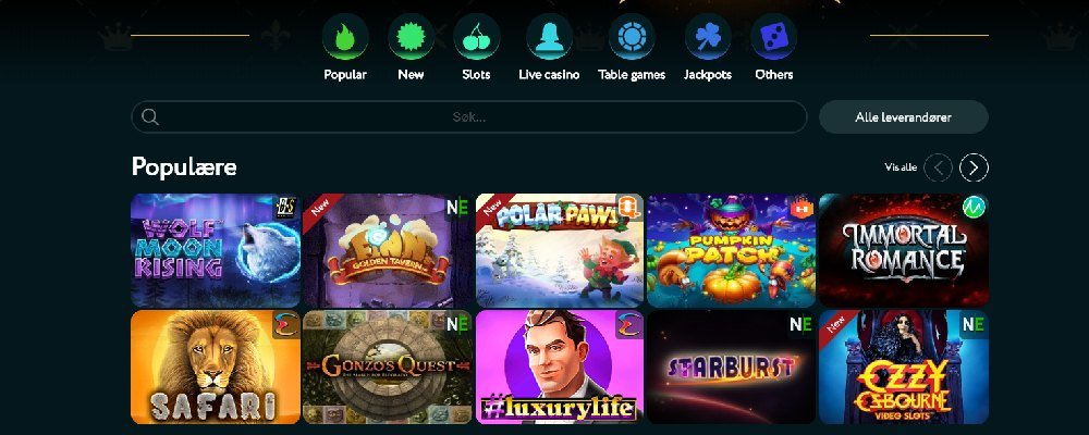 goodwin casino spill