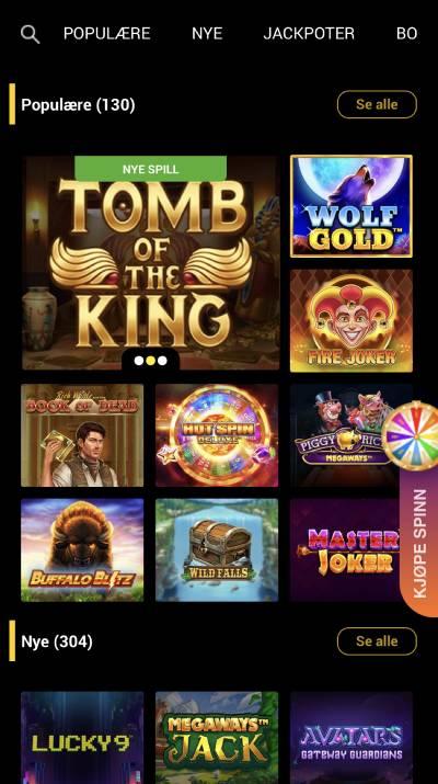 gowild spilleautomat