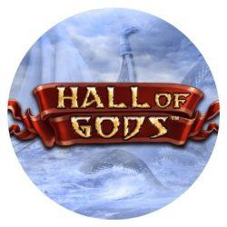 hall of gods - rundt bilde.