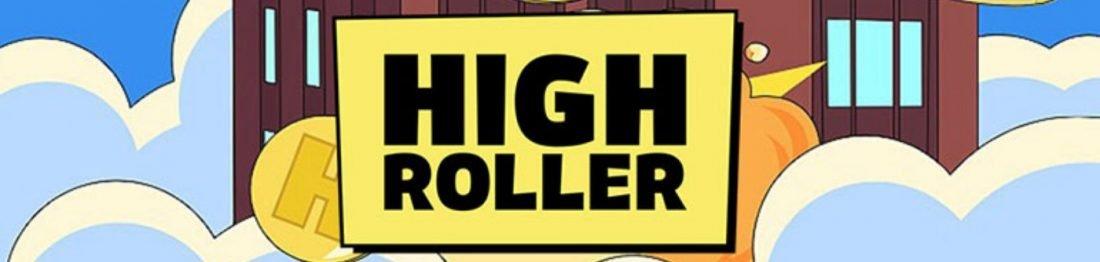 highroller casino banner