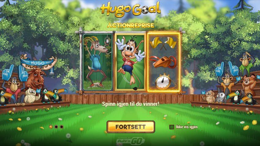 hugo goal actionrise