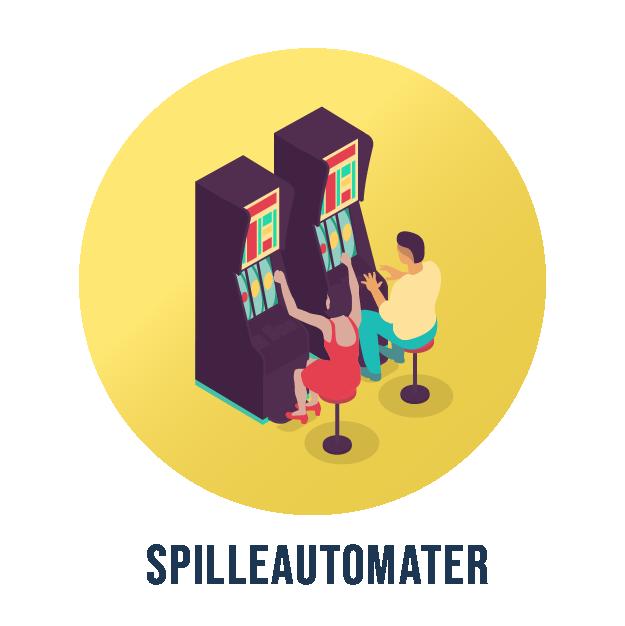 ikon - spilleautomater