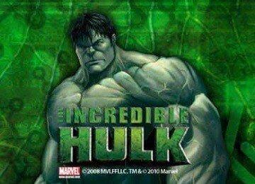 incredible hulk automat