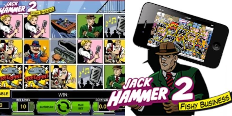 Jack Hammer 2 hjulspill