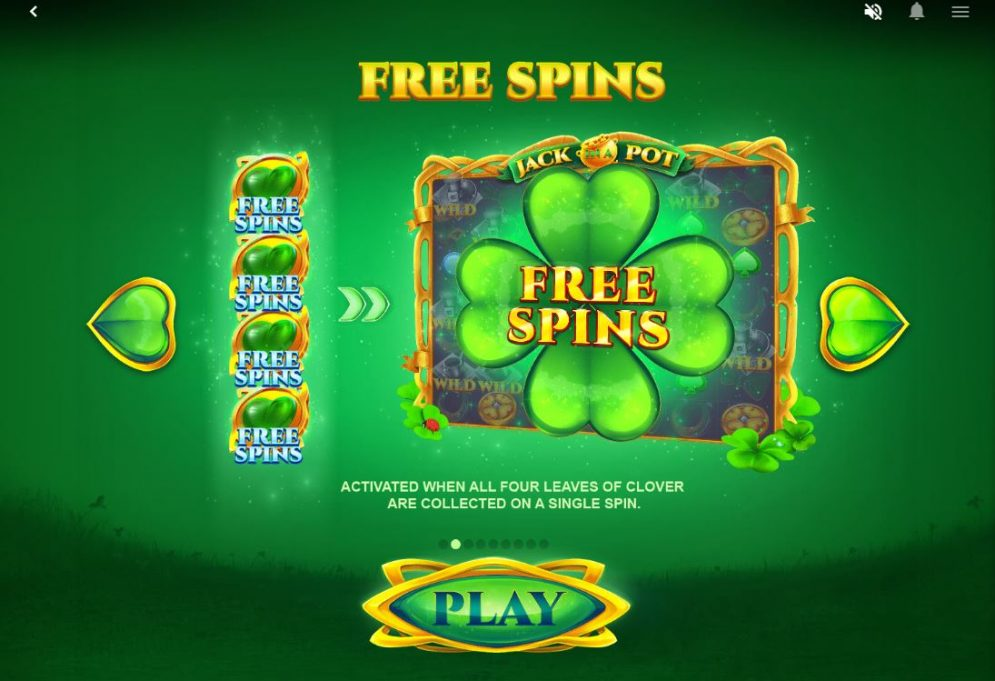 jack in a pot - freespins