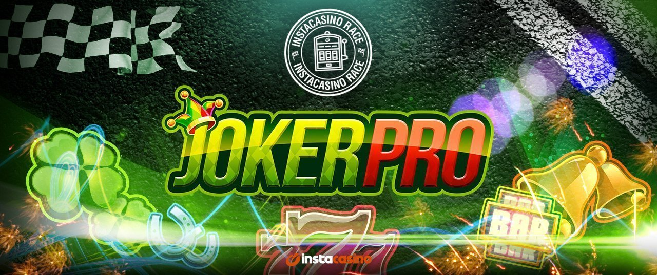 Race Joker Pro InstaCasino