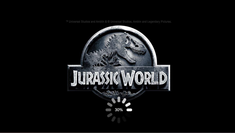 jurassic world - front