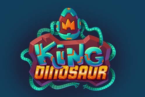 king dinorsaur logo