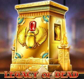legacy of dead logo