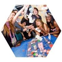 live casino spillende gjeng