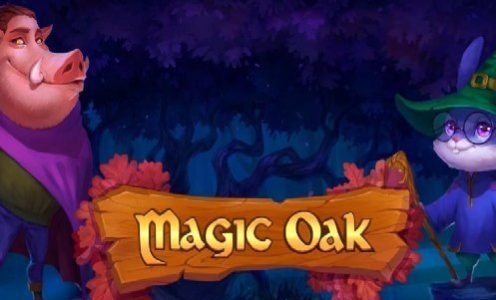 magic oak