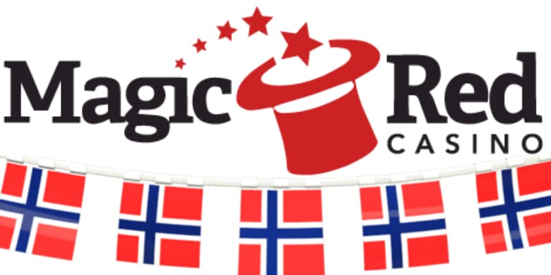 Magic Red norsk online casino