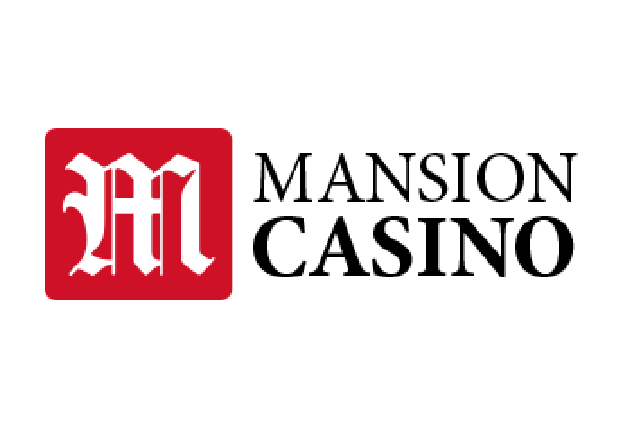 mansion casino logo