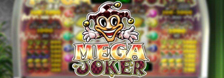 mega joker banner