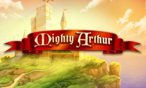 mighty arthur - logo