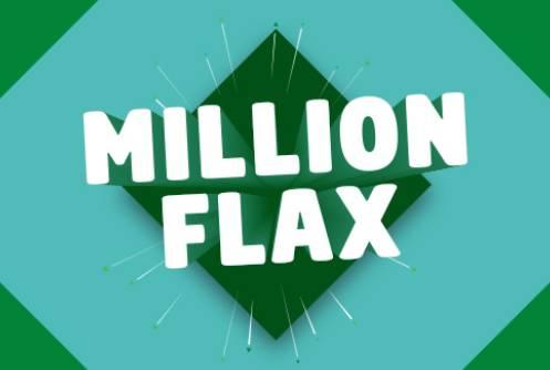millionflax logo