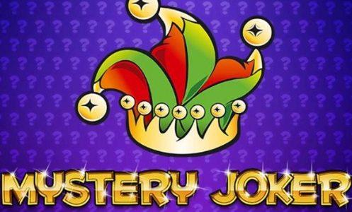 mystery joker logo