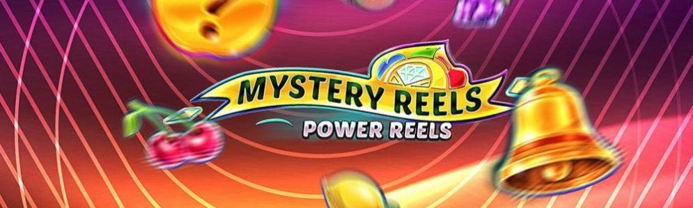 mystery reels power reels banner