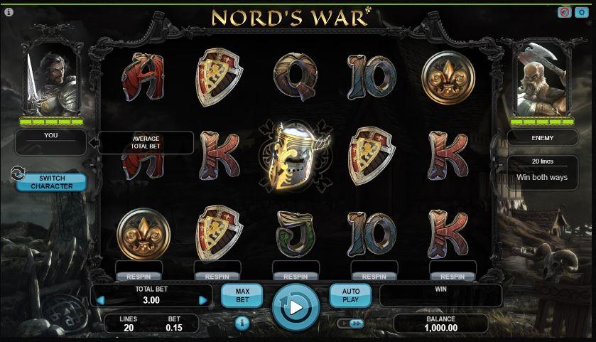 nord's war spillet