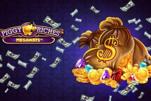 piggy riches megaways logo