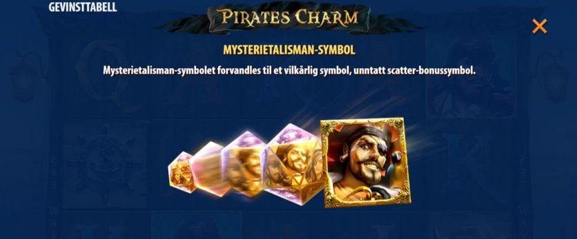pirates charm - symbol