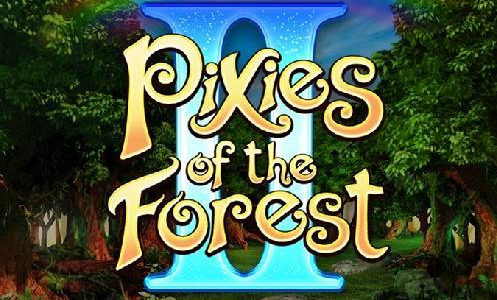 pixies of the forest 2 logo