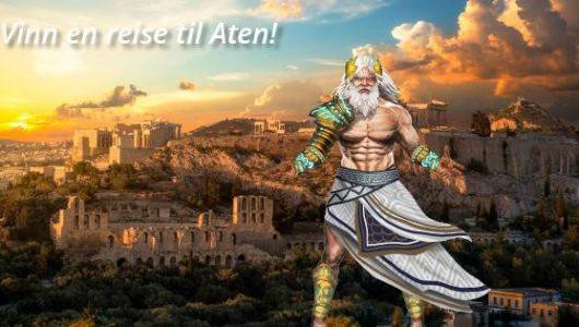 vinn tur til Athen med Chanz casino