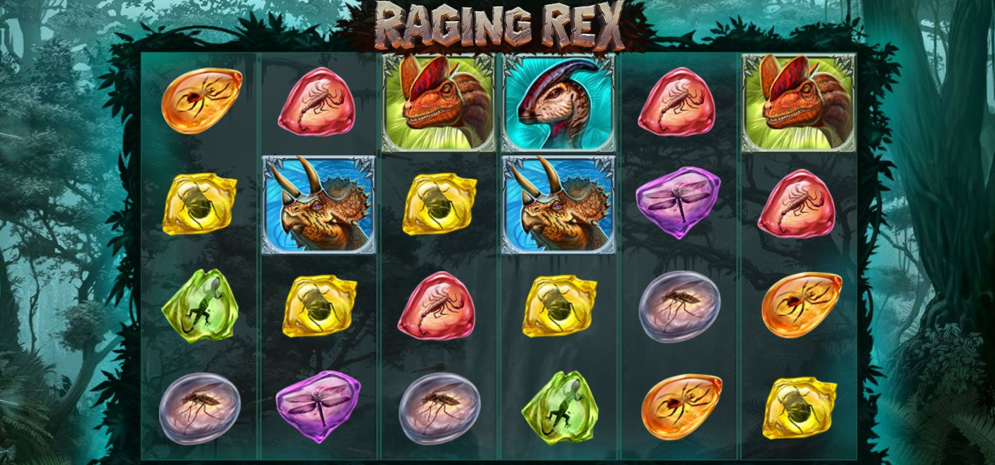 raging rex game
