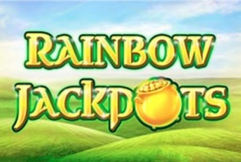 rainbow jackpots logo