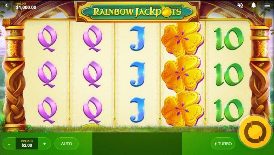 rainbow jackpots - print