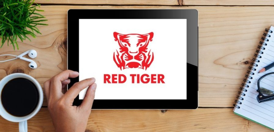 red tiger mobil og tablet spill