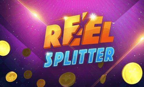 reel splitter.