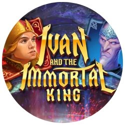 rundt bilde -Ivan and the Immortal King