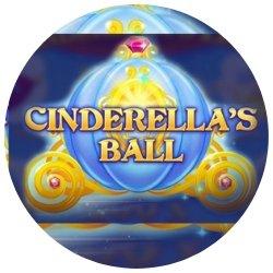 rundt bilde -cinderellas's ball