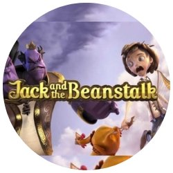 rundt bilde - jack and the beanstalk