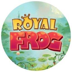 rundt bilde -royal frog