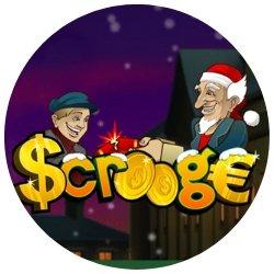 rundt bilde - scrooge christmas