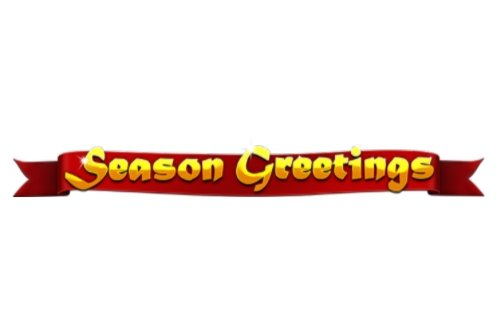 season greetings logo