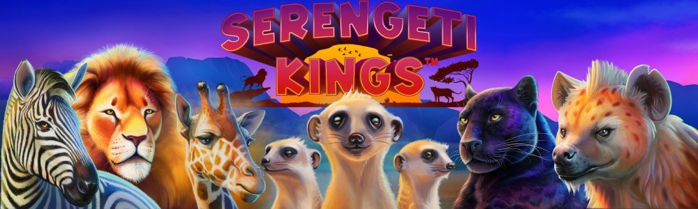 serengeti kings banner