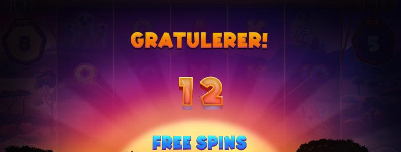 serengeti kings freespins