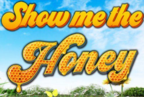 show me the honey head logo