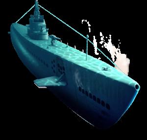 silent run ubåt