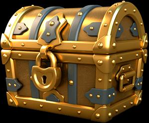 skattekiste gull