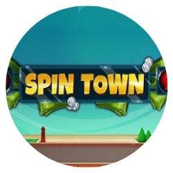spin town - rundt bilde.