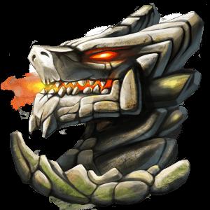 steindrage dragon island