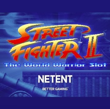 street fighter2 logo