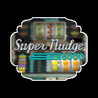 super nudge 6000 gammel spilleautomat